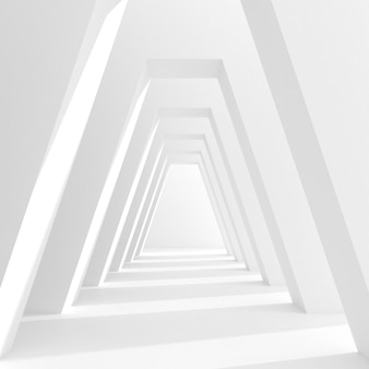 Minimal of pattern tunnel space