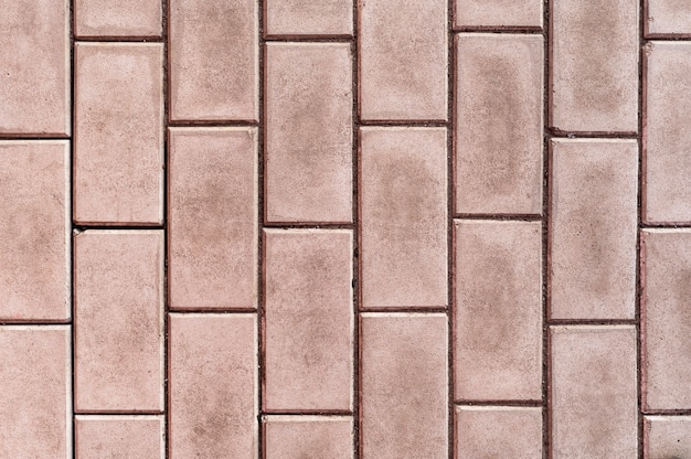 Minimalist brick wall background