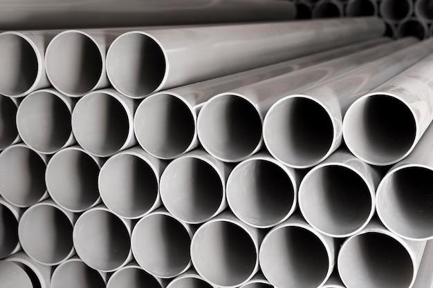 Минималистичный строительный состав пвх труб