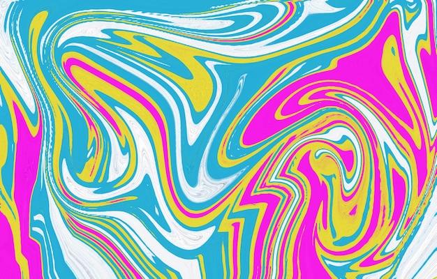 Минималистский геометрический постер, полный цветов с простыми формами и фигурами