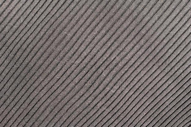 シンプルな灰色の布の背景
