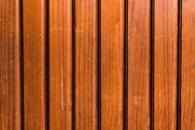 Minimalist polished wooden background
