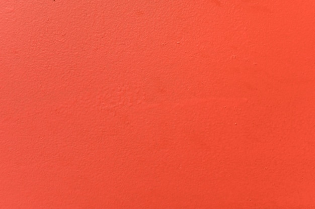 Minimalist red wall background