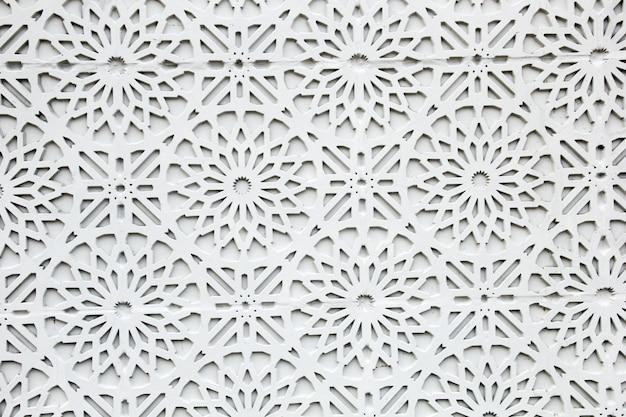 Minimalist wall ornament decoration