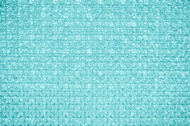 Mint turquoise crystal glitter shiny texture background