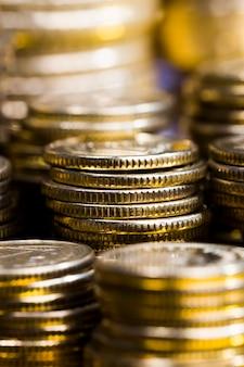 Отчеканенные монеты