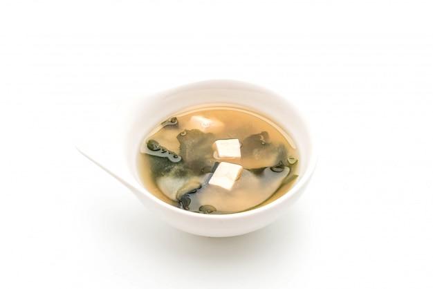味噌汁 - 和食