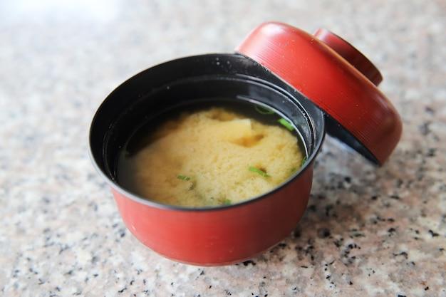 味噌汁、日本食