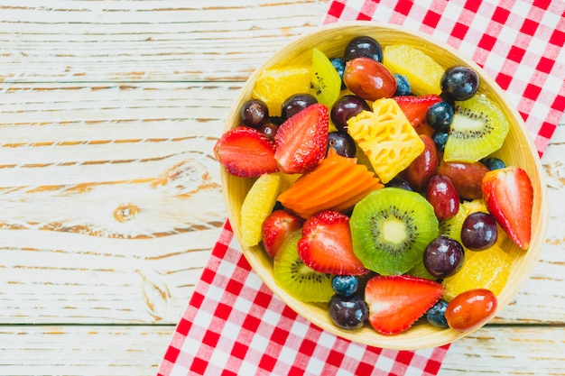 Смешанные и ассорти из фруктов