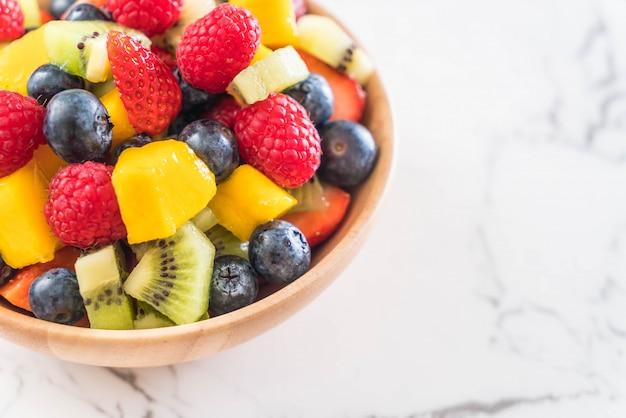 Mixed fresh fruits