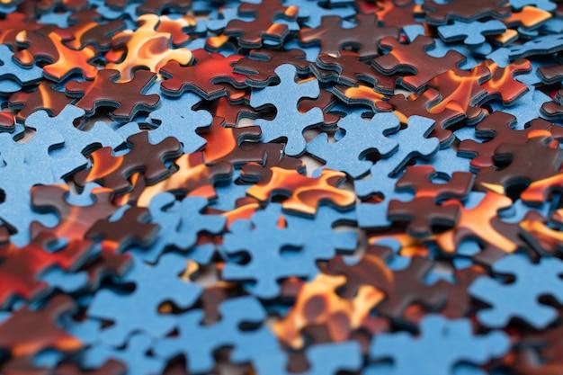혼합 직소 퍼즐 peaces 배경