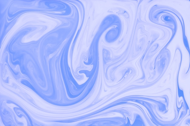 Miscela di fondali in vernice acrilica viola
