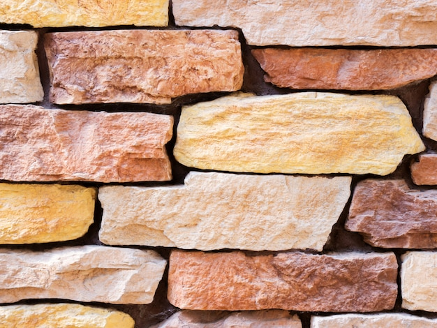 Mmasonry of stoun wall, background