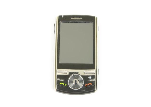 고립 된 휴대 전화