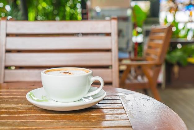 Mocca in caffè