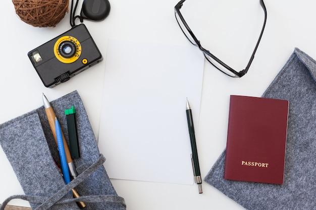 Mock-up for graphic designers Premium Photo