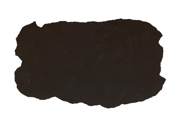 黒と白の紙の背景を持つモックアップオンライン販売日