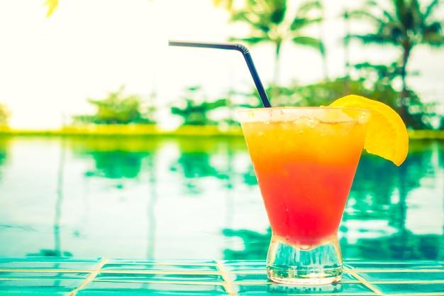Mocktails glass