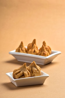 モーダカ、マハラシュトラの甘い料理