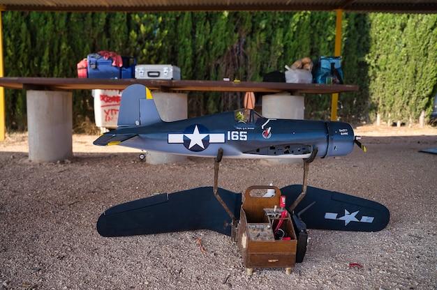 Модельные самолеты и модели.