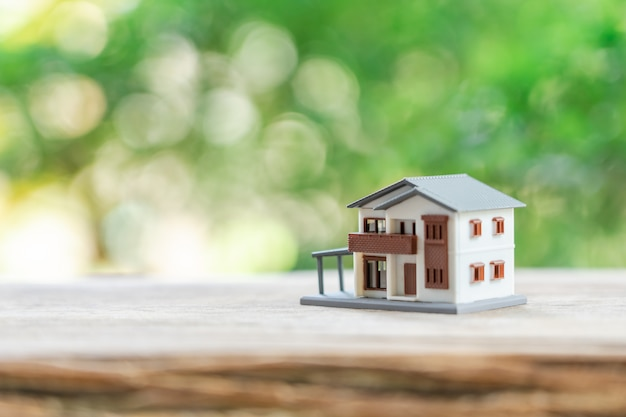 A model house model