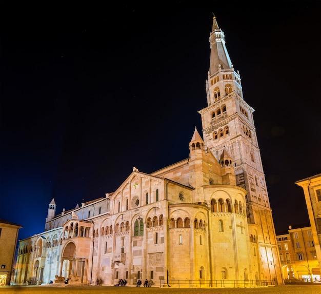 モデナ大聖堂、ローマカトリックのロマネスク様式の教会