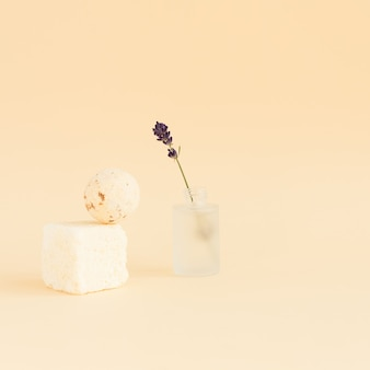 현대적이고 친환경적인 목욕 도구 천연 부드러운 얼굴 마사지 미셀라 물 목욕 볼