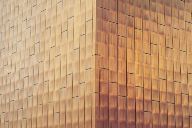 モダンな建築の細部