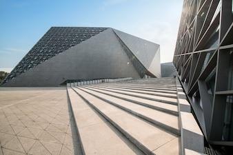 Центр Современной Архитектуры в Чунцине, Китай