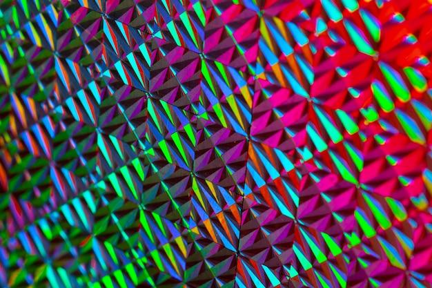 현대 미술 작품 밝은 육즙 색상 배경 플로팅 페인팅 기법