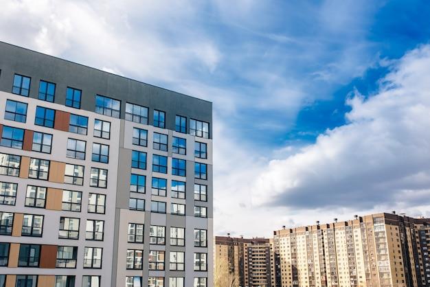 Modern beautiful housing