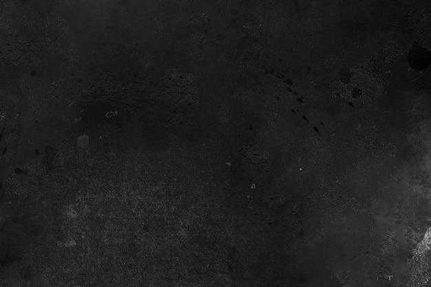 Modern black background with grunge texture