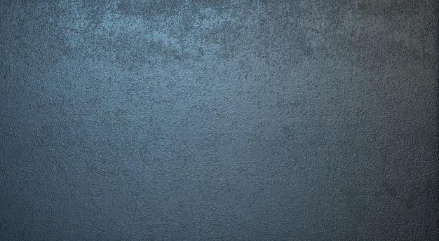 현대 파란색 벽 텍스처