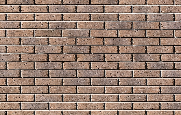 Modern brick wall texture with copy space