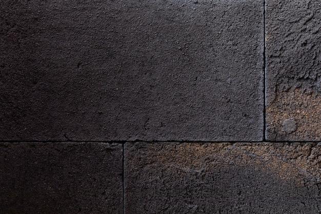 モダンなレンガの壁の質感