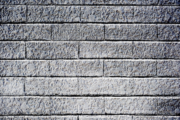 Современная текстурированная кирпичная стена