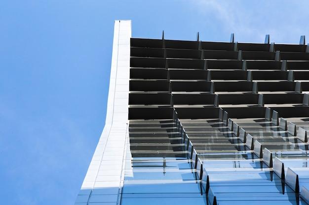 Modern building architecture design