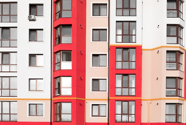 Modern building fasade or exterior