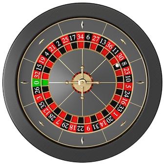 Modern casino roulette