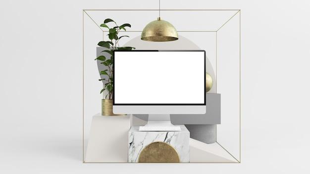 현대 컴퓨터는 3d 렌더링을 모의