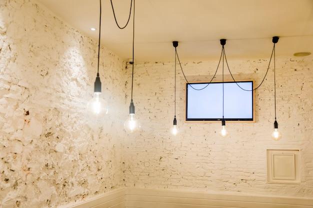 Modern decorative lamps