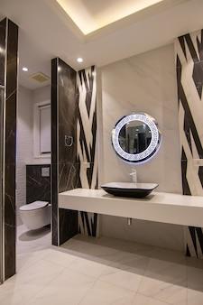 Modern design washroom