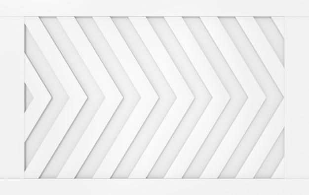 Modern gray triangle arrow  pattern wall design background.