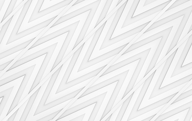 Modern gray triangle zig zag pattern wall design background.