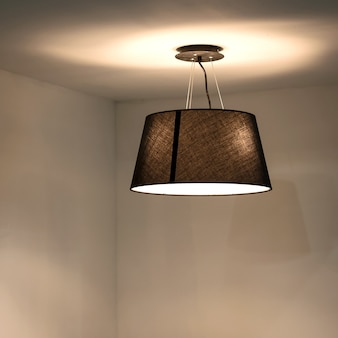 Modern hanging lighting fixtures.