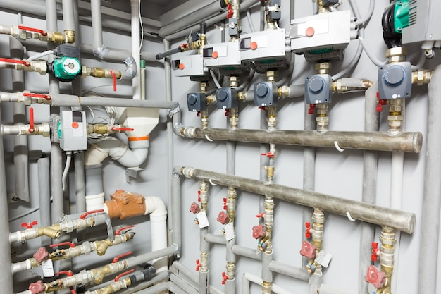 Modern heater system