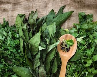 Modern helathy ingredients composition