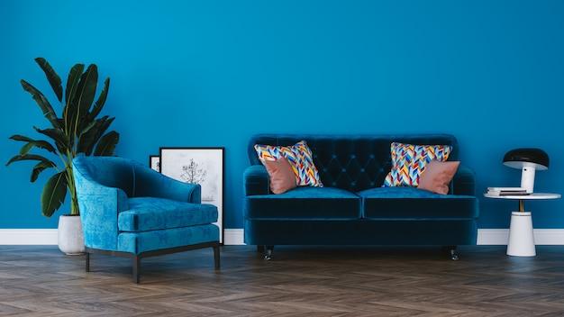 Современный дизайн интерьера. декоративный фон дома, квартиры, офиса или гостиницы.