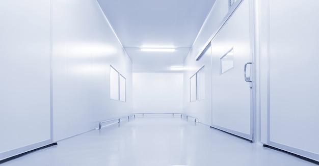 Современный интерьер лаборатории
