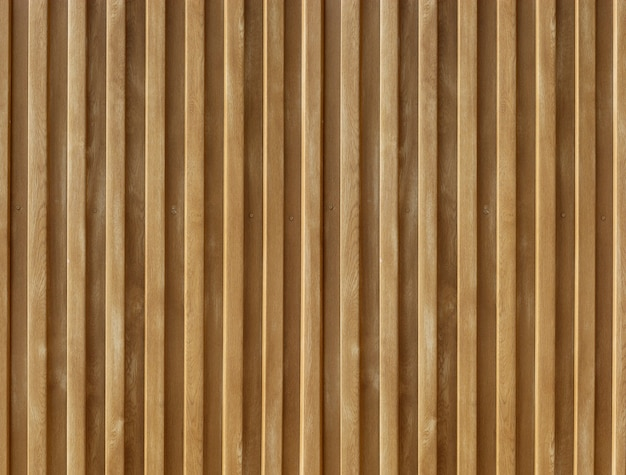 Modern light brown wood line pattern for interior background